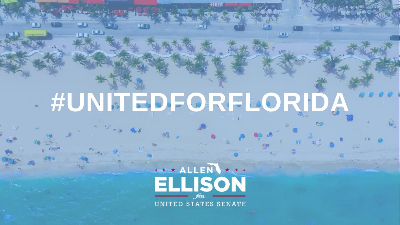 #UnitedForFlorida